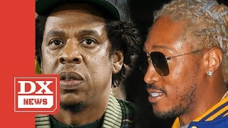 "Future Confronts Jay-Z Over ""Kill JAY-Z"" Lyric About Him, Russell Wilson & His Son Baby Future"