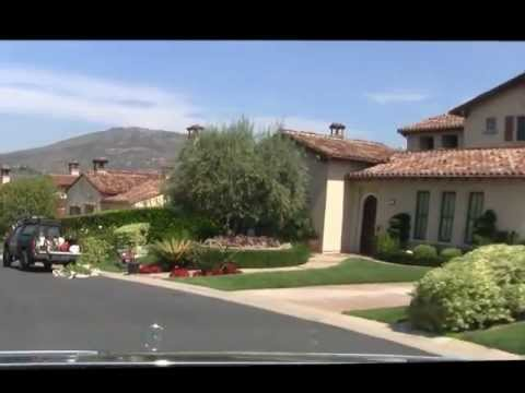Tour The Crosby at Rancho Santa Fe Real Estate