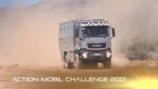 ACTION MOBIL Challenge in Namibia 2017