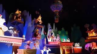"""""""it's a small world"""" Hong Kong Disneyland 2018"""