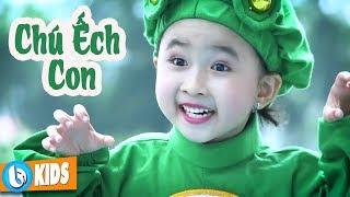 Chú Ếch Con - Candy Ngọc Hà ♫ Nhạc Thiếu Nhi [MV]
