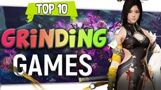 """Good Games For Grinding!? """"Best Grinding Games"""""""