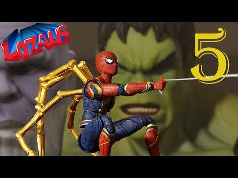 Download Spider Man Action Series Episode 5 Mp4 baru
