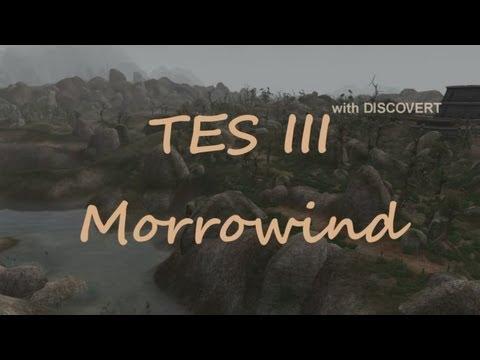 TES 3 Morrowind - 105 серия. Дуэль с Архимастером.
