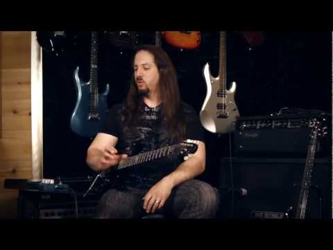 John Petrucci At: Guitar Center TC Electronic Pedal Dreamscape