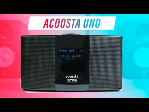 Acoosta Uno Review and Unboxing | Premium Portable Bluetooth Speaker