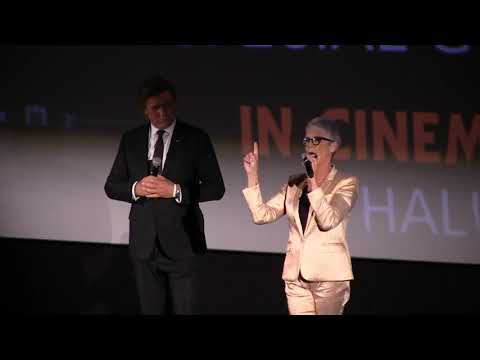 Jamie Lee Curtis Talks About Halloween in Sydney