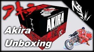 Akira 35th Anniversary Box Set :: Manga Unboxing & Review!