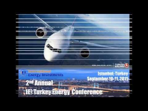 IEI Turkey Energy Conference 2015