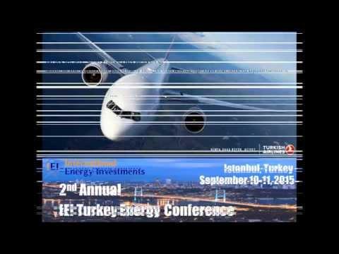 IEI Turkey Energy Conference 2015