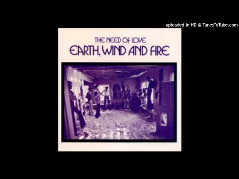 Earth Wind & Fire - I Can Feel It In My Bones