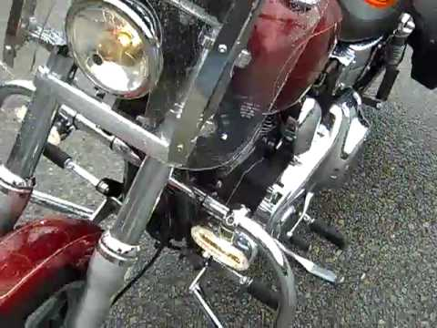 2009 FXDL Dyna Low Rider Video