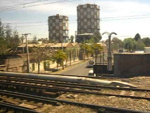 Santiago De Chile (tren Al Sur) video