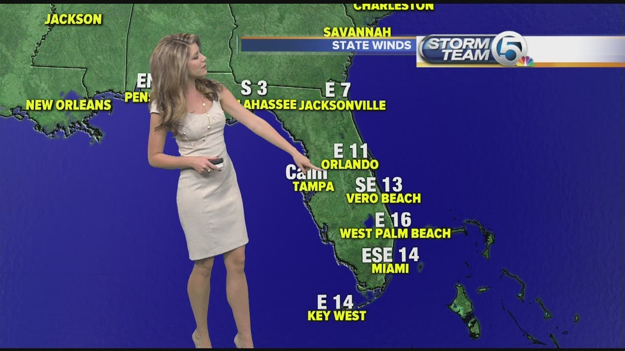 Channel  West Palm Beach Weather