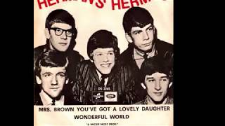 HERMAN'S HERMITS - WONDERFUL WORLD