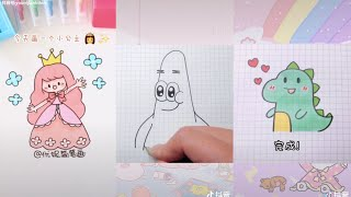 Vẽ những hình đồ vật , con vật siêu cute