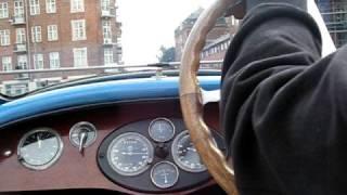 Bugatti type 40 ride