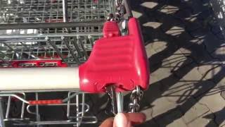 How to get a shopping cart without coin deposit! New video.