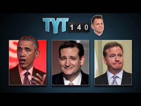 Syria War, New AG Battle, Rice Video & Turtle Smuggler   TYT140 (September 26, 2014)