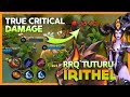 Comeback Irithel with True Critical Damage by RRQ'Tuturu Beat PK & Saints Squad ~ Mobile Legends