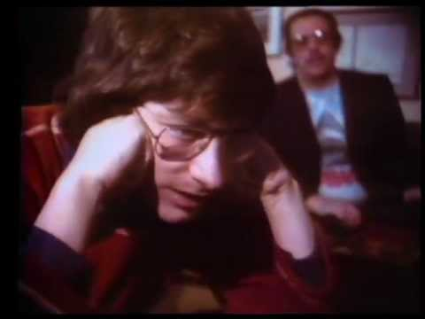 Steven Spielberg watches Oscar nominations in 1976