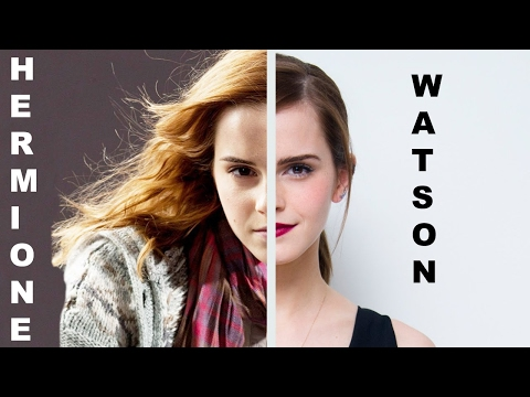 Emma Watson HOT and CUTE Harry Potter Moments*Beauty and the Beast [HD]