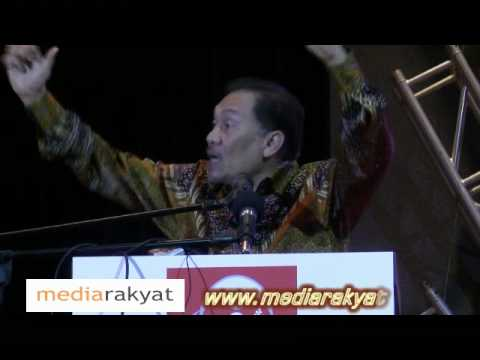 Anwar Ibrahim: We Have No Choice, We Must Fight Them For Justice In This Country