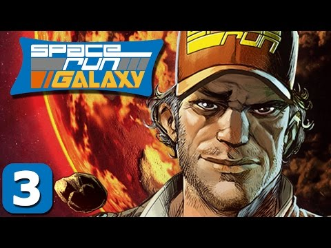 Space Run Galaxy Part 3 - Mowin - Let's Play Space Run Galaxy PC Gameplay