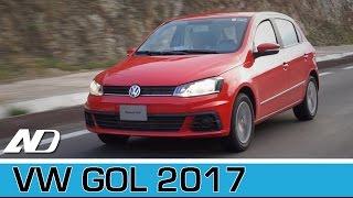 Volkswagen Gol 2017 - Primer vistazo en AutoDinámico