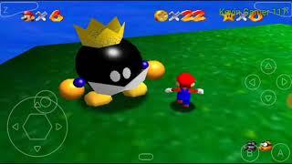 Mi Primera vez jugando Super Mario 64