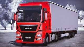 🔴 Euro Truck Simulator 2 /// карьера в vtc WORLD /// MAN Euro 6