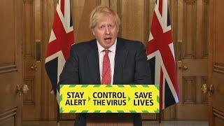 video: Boris Johnson says he 'hope, hope, hopes' that UK can develop coronavirus vaccine