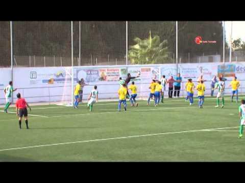 Resumen Conil 2 - 0 Atlético Sanluqueño