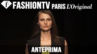 Anteprima Spring/Summer 2015 | Milan Fashion Week MFW | FashionTV