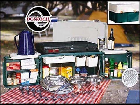 Dosko Campmate (The ultimate camp kitchen chuck box)