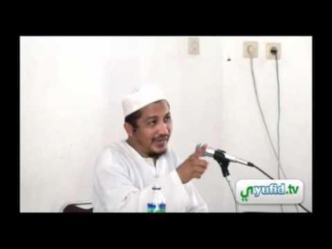 Keluarga Muslim Sejati (Bagian 5) - Pengajian Umum Islam Ustadz Abdullah Taslim, M.A.