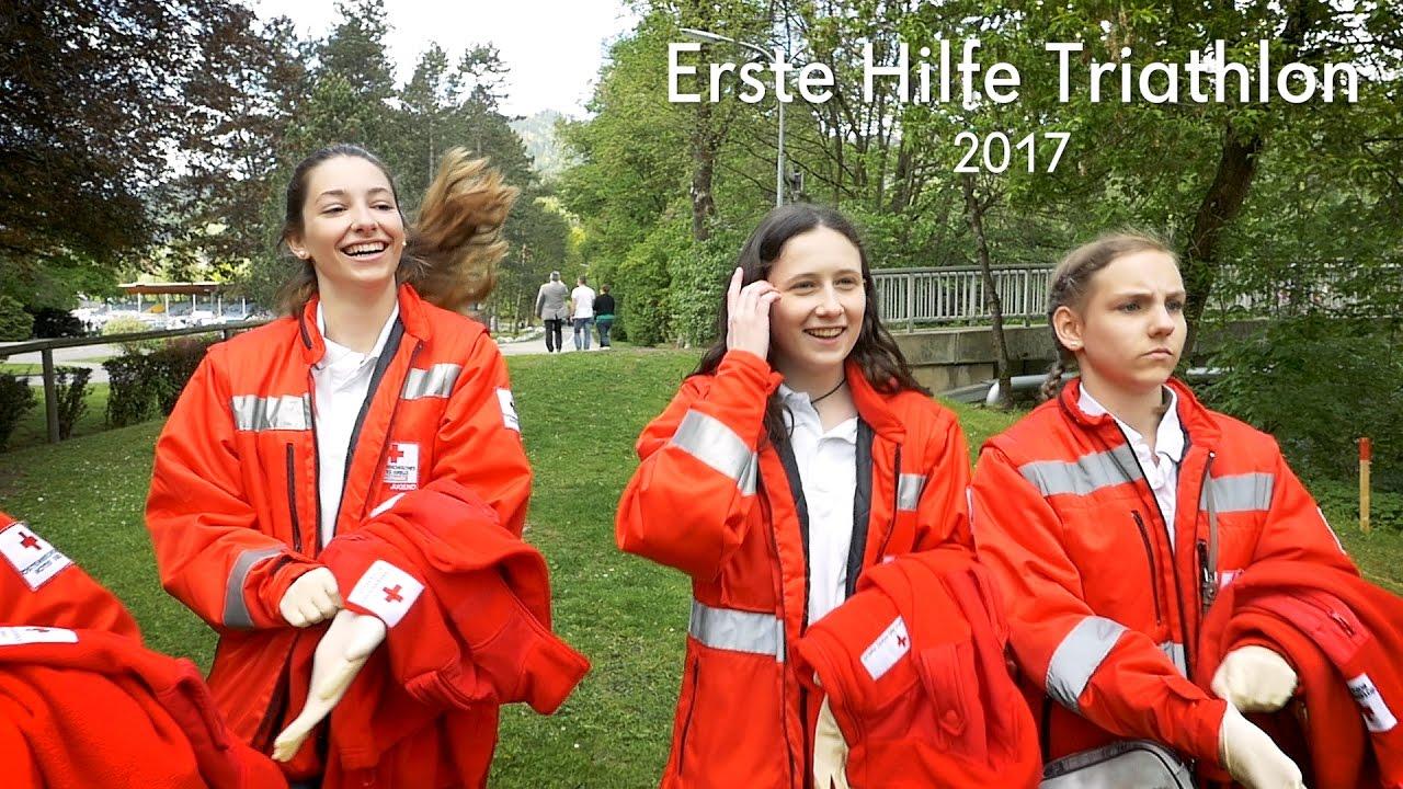 Erste Hilfe Triathlon 2017 Rotes Kreuz Bruck/Mur
