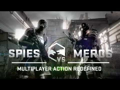 Splinter Cell Blacklist - Spies Vs. Mercs Trailer [UK]