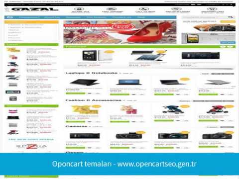 Opencart Seo
