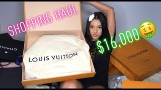 $16,000 Luxury Shopping Haul !🤑