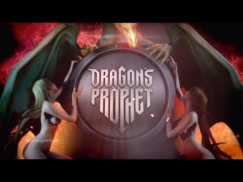 Dragon's Prophet: The Ballad of DraGod #SuperMetal Trailer