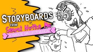 Download Senpai Storyboards from Yandere Musical By Random Encounters