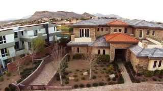Million Dollar Home Las Vegas | Luxury Home Las Vegas | 20 Hawk Ridge Dr