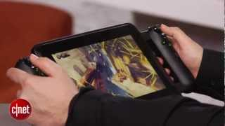 Razer Edge tablet turns from PC gaming console into handheld