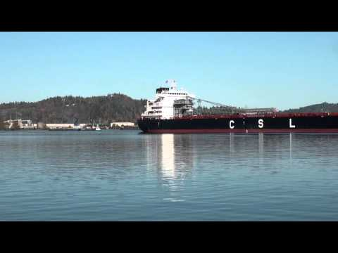 Foss Maritime Pacific Escort In Reverse Pt. 3