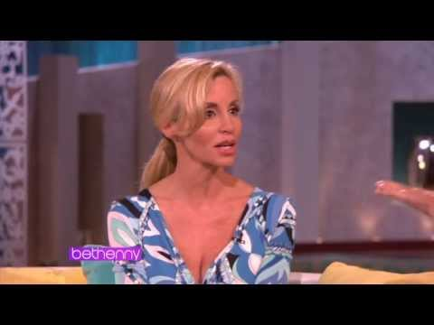 Camille Grammer on Kelsey Renewing Vows