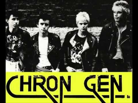 Chron Gen - Behind Closed Doors