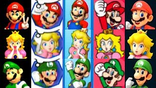 Evolution of All Characters in Mario Party (1998-2018)