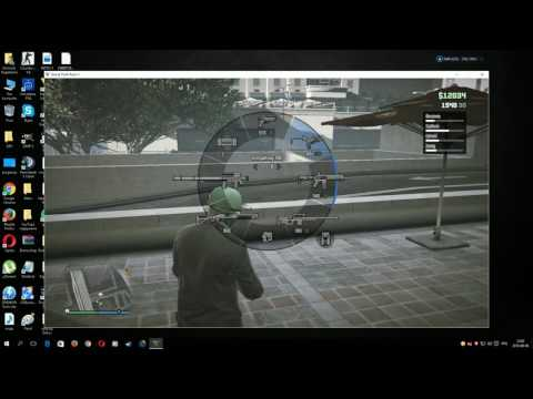 Poradnik:Jak Pobrać Hack Do GTA 5 Online 1.35