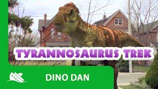 Dino Dan: Trek's Adventures: Tyrannosaurus Trek - Episode Promo